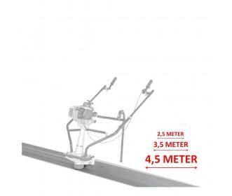 Lumag Trilbalken 5PL250, 350, 450