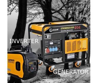 Welke generator aanschaffen?