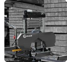 Plankenzaagmachine / Balkenzaagmachine