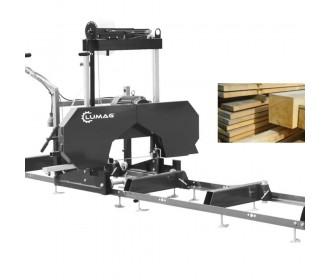 Lumag Balken-plankenzaag BSW66
