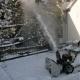 Lumag Sneeuwfreesmachine Type SFR65