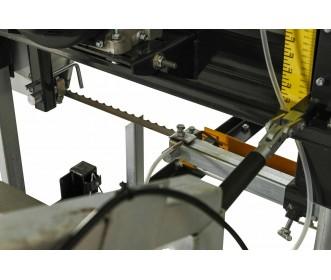 Lumag balken-en plankenzaag BSW66