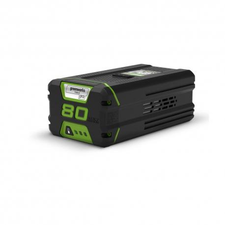 G80B4 80 Volt accu 2901207