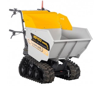 Lumag mini rupsdumper MD400